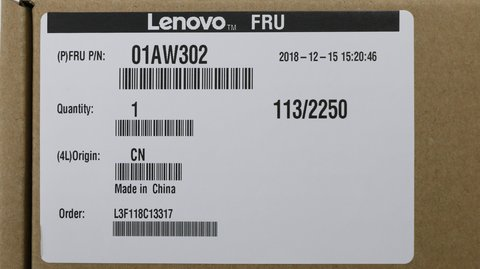 Lenovo ThinkPad T460 Palmrest 01AW302